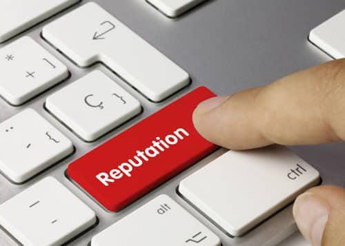 L'e-réputation de votre entreprise
