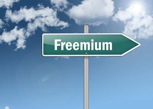 Le freemium