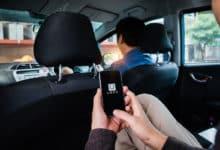 Photo de Les chauffeurs Uber : des salariés