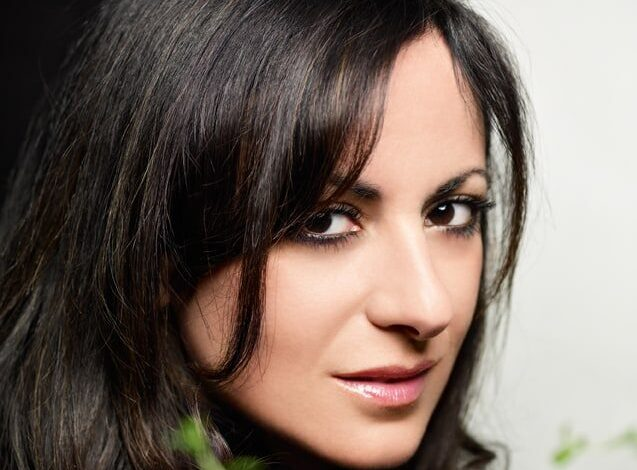 Aliza Jabès PDG de la marque de cosmétique
