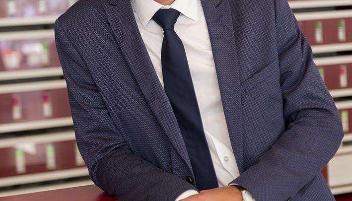 Eric de Goussencourt PDG du réseau Clopinette