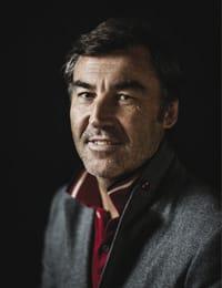 Franck Mesnel Cofondateur d'Eden Park.