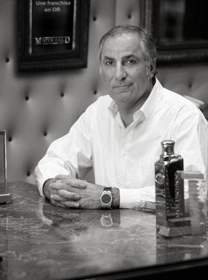 Gilles Rebibo Fondateur de bijoux et d'or