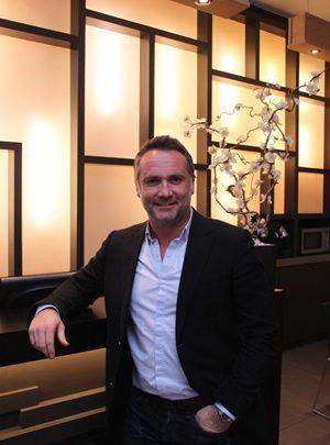 Grégory Marciano Cofondateur de Sushi Shop