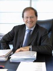Hervé Novelli Secrétaire d'état chargé du commerce
