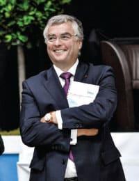 Jean-Luc Petithuguenin Président du groupe Paprec