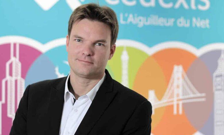 Julien Coulon Cofondateur de Cedexis et chercheur d'or d'Interne