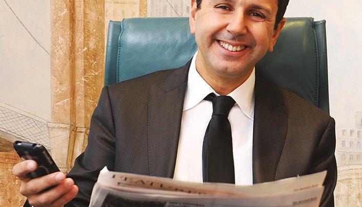 Laurent Lévy Président Optical Center