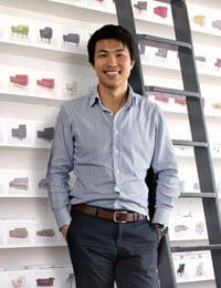 Ning Li Cofondateur de Made.com