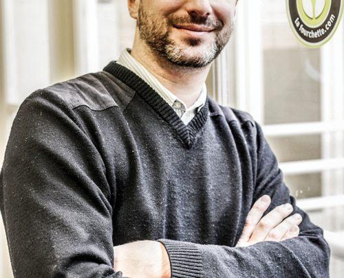 Patrick Dalsace Cofondateur de LaFourchette