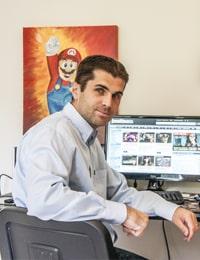 Sébastien Pissavy Cofondateur du site Jeuxvideo.com