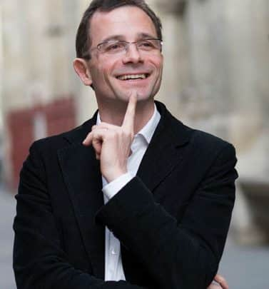 Stéphane Treppoz PDG de Sarenza