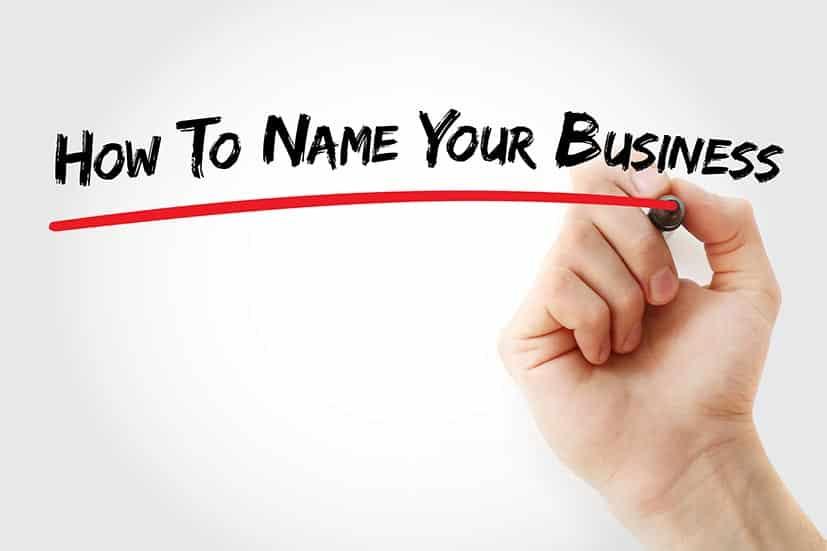 7 conseils pour trouver son nom d'entreprise