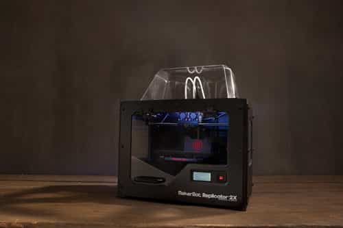 L'imprimante 3D va révolutionner notre quotidien