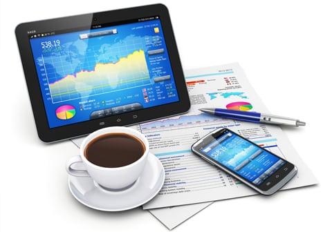 Le professionnel et sa banque à distance