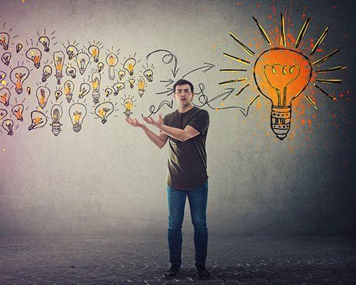 Que faire une fois toutes les idées récoltées?