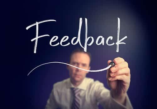 Le feedback