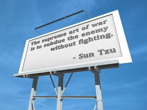 L'Art de diriger à la manière de SUN TZU