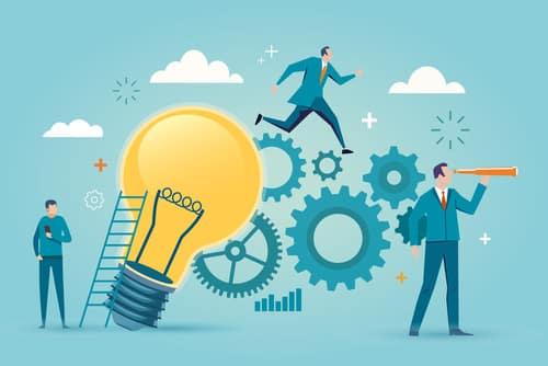 L'innovation au cœur des entreprises