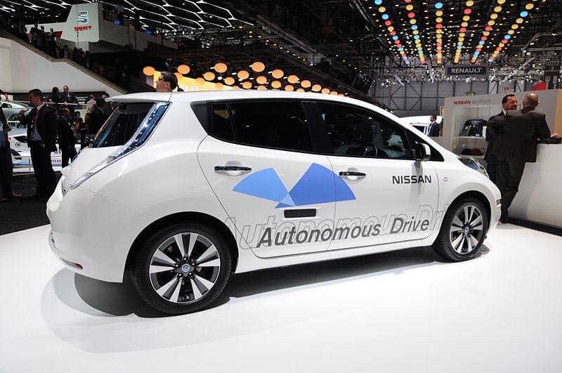 Le secteur des véhicules autonomes