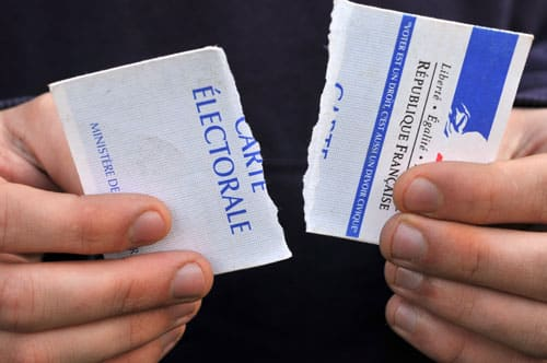Election dans les TPE : véritable flop !