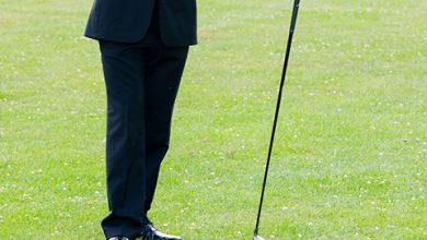 Le golf et le suivi d'un portefeuille clients