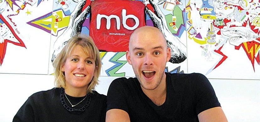 MinuteBuzz veut révolutionner le monde du divertissement enligne