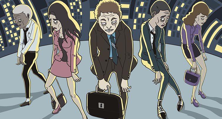 Comment éviter le phénomène des « salariés zombies » ?