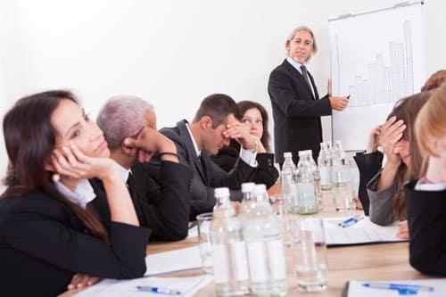 Bannir les réunions pour plus de productivité ?