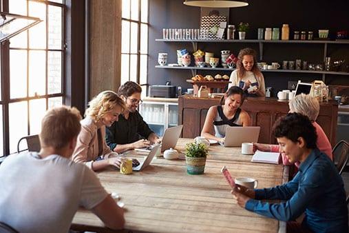 Quels sont les rituels pour se restaurer des salariés en entreprise ?