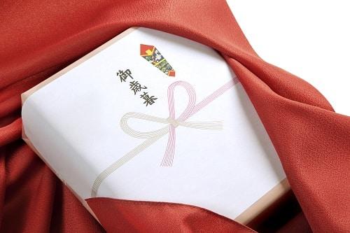 Les Cadeaux au Japon