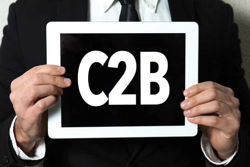 C to B : L'avenir du commerce en ligne ?