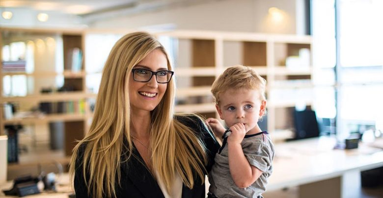 Ces exemples de Maman et chef d'entreprise qui ont réussi