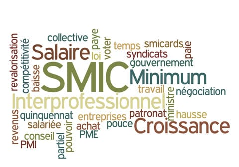 Revalorisation du SMIC au 1er janvier 2014