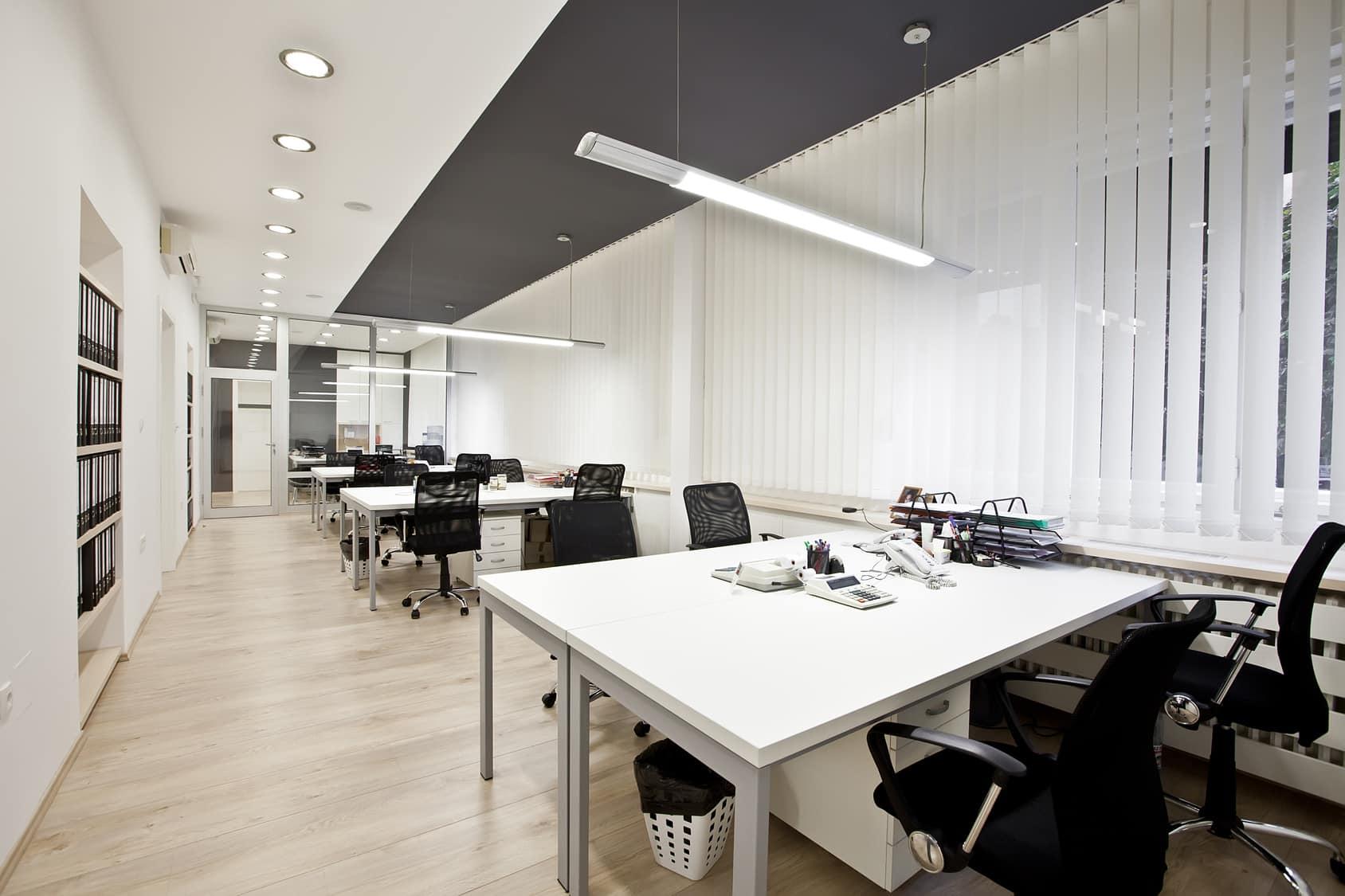 Aménagement et décoration du bureau