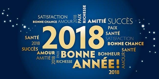 Comment adresser ses vœux en 2018 : papier