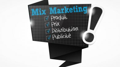 Le mix marketing