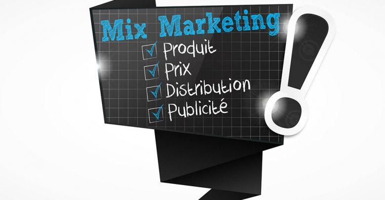 Le mix marketing