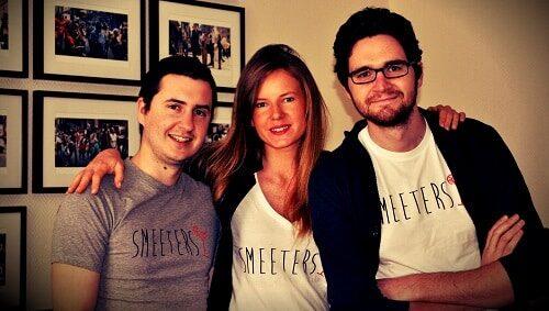 Smeeters : une entreprise que rien ne freine ! Interview Romain de La Rivière