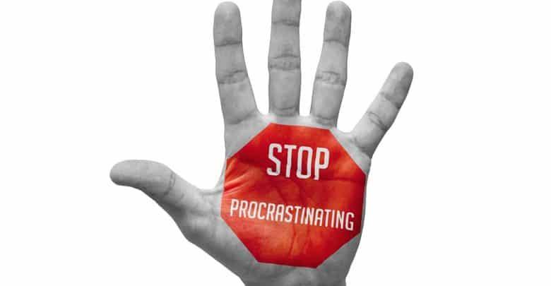 Quelques astuces pour stopper la procrastination