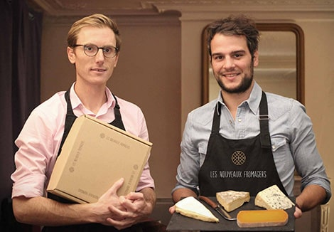 Les nouveaux fromagers lève 300 000 euros
