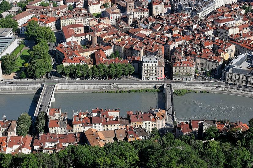 Entreprendre à Grenoble