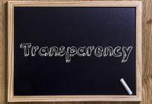 Photo of La transparence à tout prix, la nouvelle donne ?
