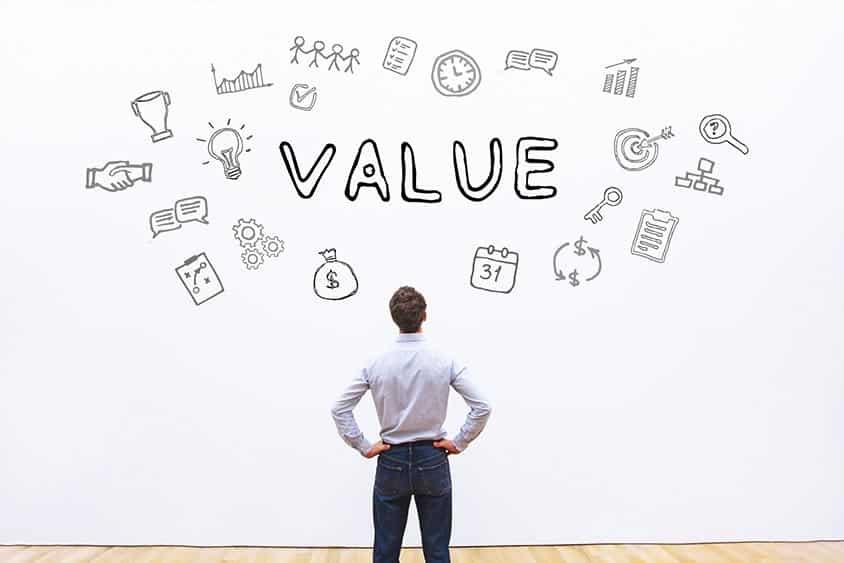 Les valeurs en entreprise