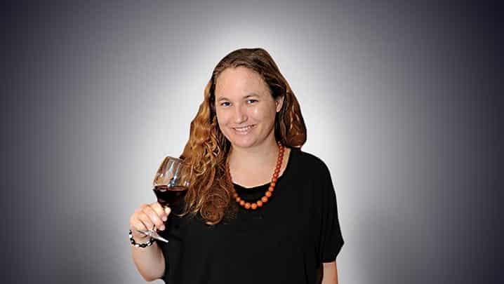 L'entrepreneure passionnée de vin et de voyage