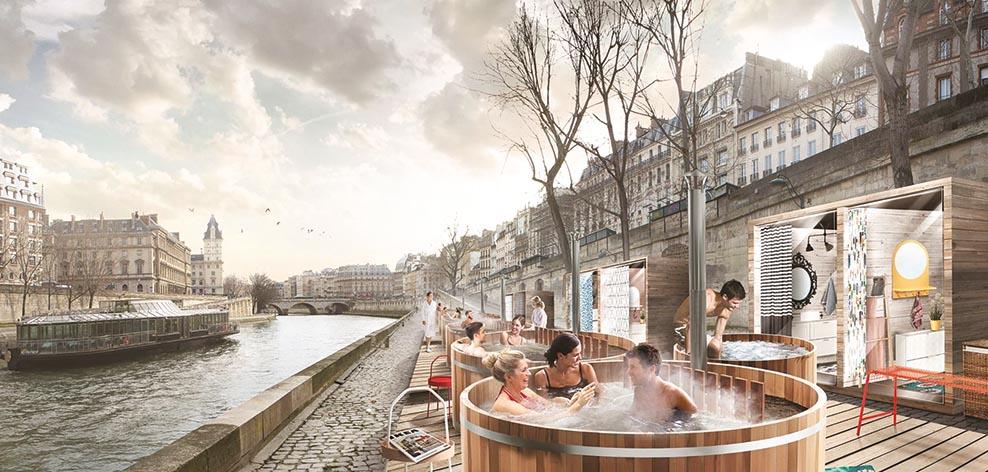 Ikea crée la polémique sur les bords de Seine