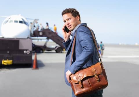 Comment utiliser son téléphone portable à l'étranger ?