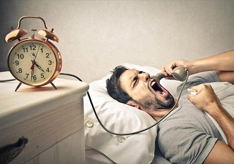 Comment résoudre les troubles du sommeil causés par le travail ?