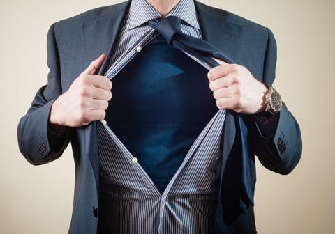 Les entrepreneurs sont-ils des super héros ?