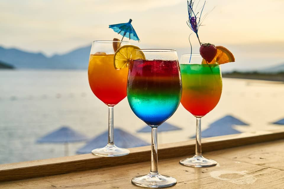 Le business des cocktails et des glaces